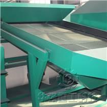 華強有機肥生產線成本振動篩結構簡單