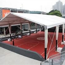體育篷房,戶外籃球館大棚廠家,亞太篷房常州制造