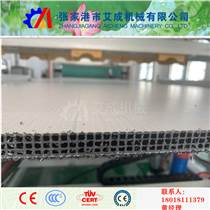 江蘇艾斯曼機械供應中空塑料模板設備