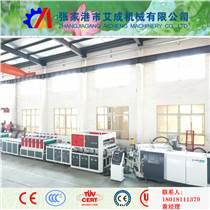 江蘇中空塑料建筑模板設備廠家