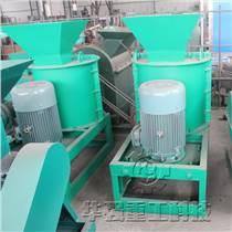 年產十萬噸有機肥生產流程華強直銷鏈式粉碎機