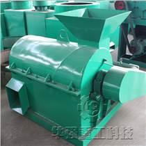 年產十萬噸有機肥生產流程華強直銷半濕物料粉碎機