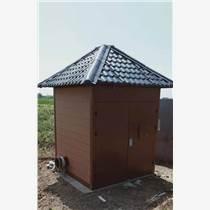 農田灌溉一體化泵站的優點