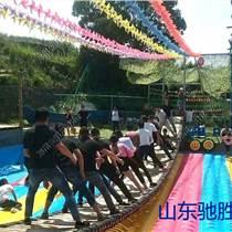 戶外拓展水上拓展設備水上吊橋網紅橋青少年冒險闖關體能
