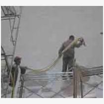空調機房設備機房隔音吸音纖維噴涂