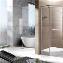 鄭州玻璃隔斷淋浴房魚缸