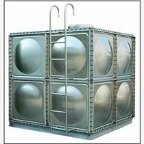山西不銹鋼水箱鍍鋅水箱玻璃鋼水箱