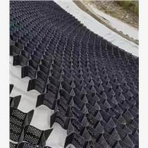 hdpe蜂巢土工格室 陡坡防護抗腐蝕土工格室