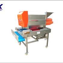 轉筒式葡萄除梗粒選機葡萄前處理設備
