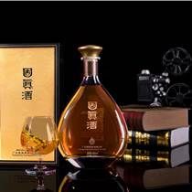 700ml清香型固真酒招商加盟