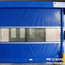 天津廠家生產快速門快速卷簾門大型PVC堆積門