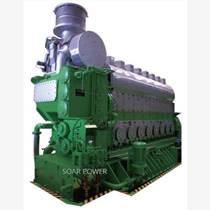 現代雙燃料發電機組(2.7MW~25MW)