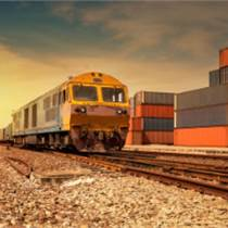 中至中亚地区国际铁路联运