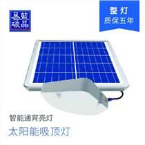 蓝晶易碳太阳能投光灯