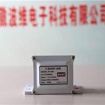 老款單極化高頻頭 搭配饋源濾波器使用