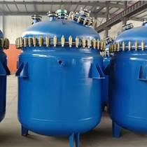 廠家供應1000L電加熱搪瓷反應釜 搪玻璃反應釜廠