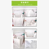 山東噸袋生產廠家批發1噸集裝袋噸包 4吊環軟托盤方底