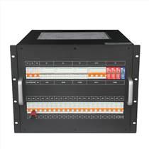 8U機架式配電盤 配電單元 配電模塊