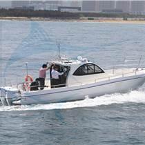 山東日照9米私人釣魚小快艇廠家直銷