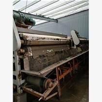 海南洗砂泥水处理设备 定制带式泥浆压滤机价格