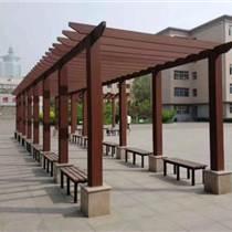 華禹湖北景區鋁合金長廊葡萄架定制戶外廊架花架