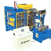 东岳机械生产制造水泥砖机设备