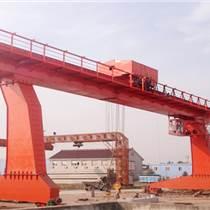 貴州畢節半龍門起重機廠家 10噸花架龍門吊安全可靠