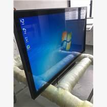 19寸嵌入式工控一體機電容觸摸屏器工業車間觸控電腦