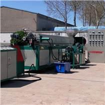 水果快遞專用包裝網套機設備,龍口勝遠網套機廠家