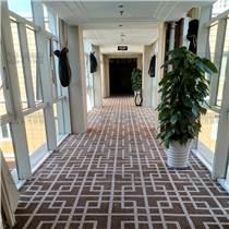 新西兰羊毛酒店走廊地毯定制厂家直销