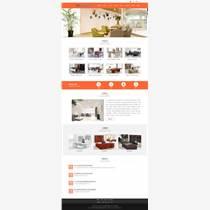 專業制作家具公司企業網站 | 家具家裝生產企業網站設
