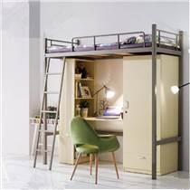 上床下桌學生宿舍公寓床鐵床價格實惠