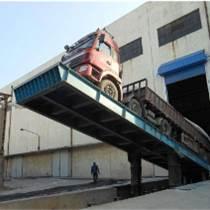 汽車卸車機、自動卸車機、集裝箱卸車機