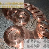 进口C18150铬锆铜环 C18150铬锆铜管材