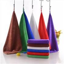 超細纖維毛巾廠家顏色多選手感柔軟