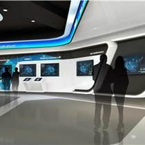 全息投影燈光秀+數字多媒體展廳綜合方案