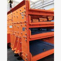 廠家直銷BMS三軸水平篩礦山冶金篩沙選礦振動篩分機