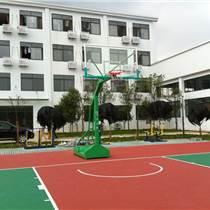 紅安籃球架廠專業認證家湖北最低價批發