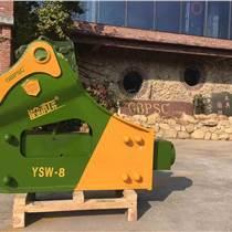 連港工兵液壓破碎錘195毫米釬桿直徑 大型礦山設備