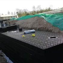 埋低雨水收集  雨水儲存設施