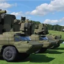 廠家供應充氣軍事模型