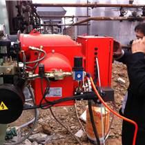 山東供應油氣兩用燃燒器4000型