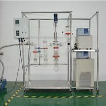 高鵬硅玻璃薄膜蒸發器AYAN-B80分子蒸餾脫酸提純