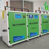 博斯達污水處理設備 維護簡單