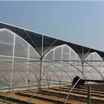 河南奧農苑溫室大棚外遮陽網設計安裝改造