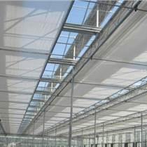 河南奧農苑溫室大棚內遮陽網設計安裝改造