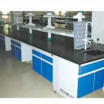 鋼木試驗臺結構為鋼架加全木柜體,實驗臺的支架采用冷軋