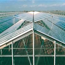 河南奧農苑溫室大棚屋頂開窗安裝