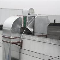 廚房排煙系統-不銹鋼排煙管