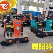 騰陽電動掃地車與人工清潔相比的優勢